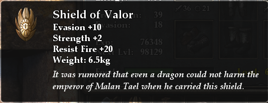 Shield of Valor