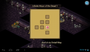 Aurum blade, floor 22, Infinite maze of dead.